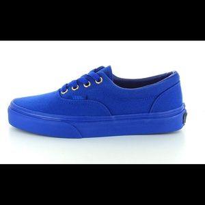 25c96f923d Vans Shoes - Unisex Vans Mono Era Gold Nautical Blue Shoes